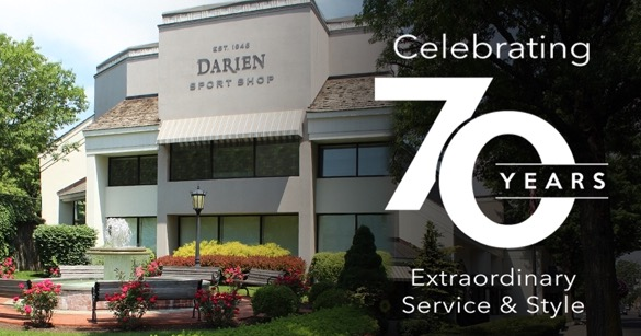 Darien Sport Shop 70 Years