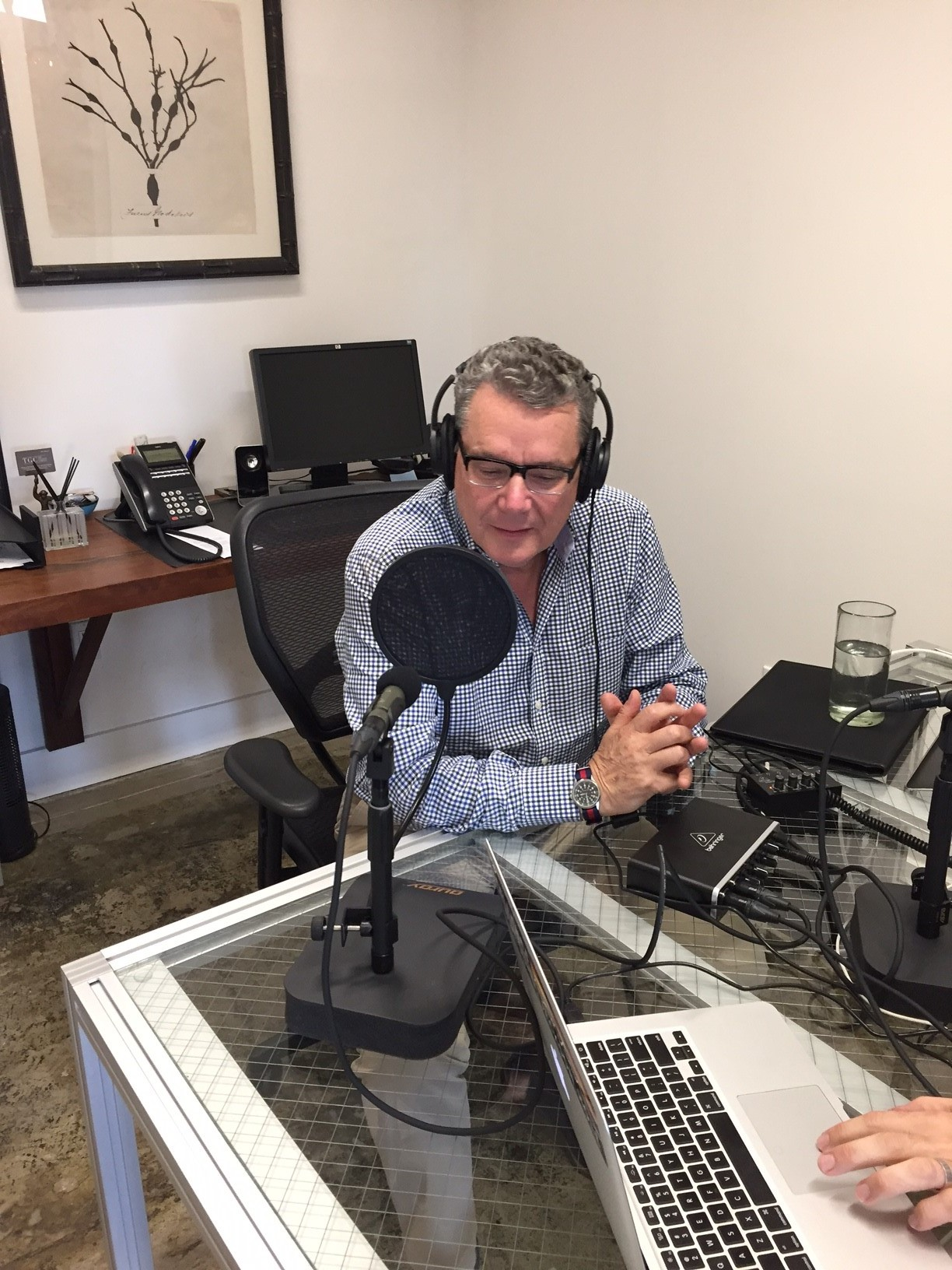 TGC CEO Kevin Mullaney joins Trever Gallina on his new podcast 'People in Retail'